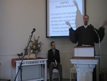 """Special Prudence and Care,"" WCF 3:8, Rev. R. Scott MacLaren, 8/17/14"
