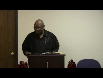 The Mind of the Christian- Pt 5 - Pastor Bernard Caston Sr-Good News Ministries