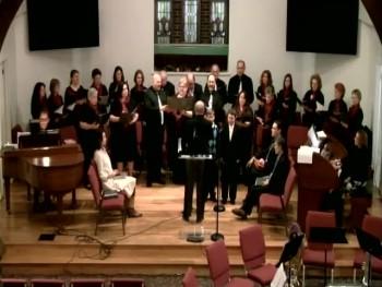 Feb. 22, 2014, Brass and Choir
