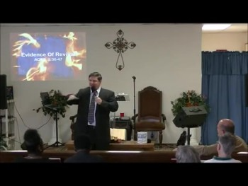"Message:  ""Evidence of Revival"""