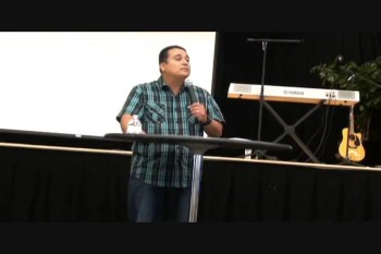 Pr.Emilio.Living a life with God without plan B