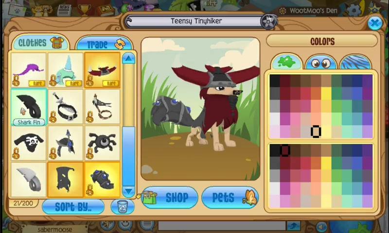 Animal jam Episode 15 | A BLACK BEARD AND BETA TABLE
