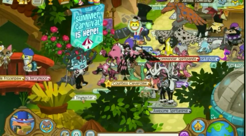 Animal jam trolling | Undertrade