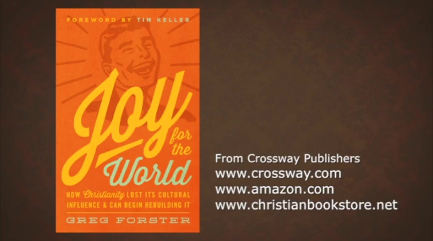 Joy in Christ: The Key to World Change