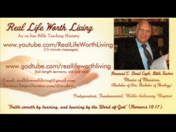 Dying and Living with Christ; C. David Coyle