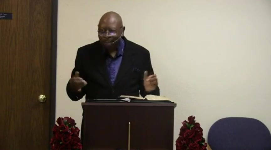 The Mind of The Christian-Pt 1-060213-Pastor Bernard Caston Sr