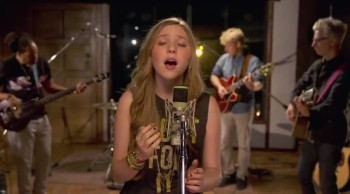 Young Dolphin Tale 2 Star Brings The CHILLS With Awe-Inspiring Song - This Is Talent!