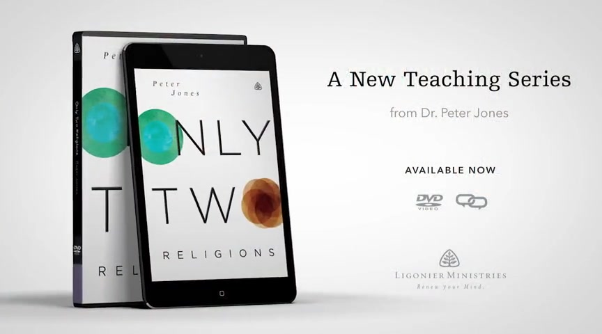 Only Two Religions, New from Peter Jones