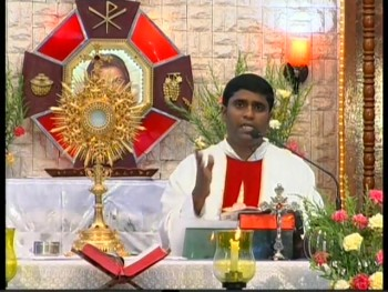 Tamil sermon preached on 21-08-2014