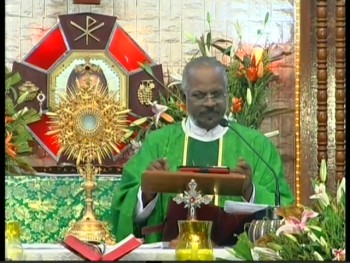 Tamil sermon preached on 25-08-2014