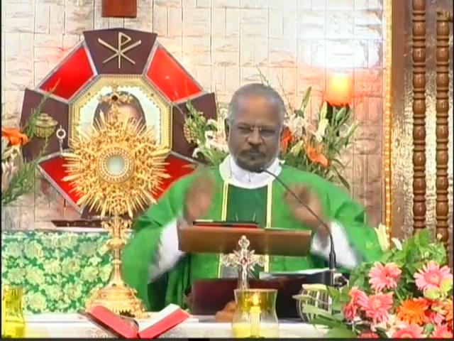 Tamil sermon preached on 27-08-2014