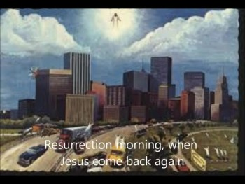 RESURRECTION MORNING
