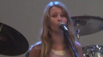 11 Year old Sings 'O Mio Babbino Caro'