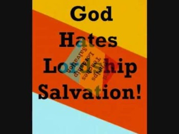 God Hates Lordship Salvation