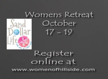 October 2014 Women's Retreat Info