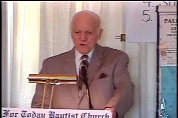"""BFTBC – """"Five Precious Promises""""  – Pastor D. A. Waite"""