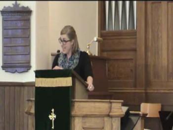 Preparation for Witness, by Rev. Thyra VanKeeken