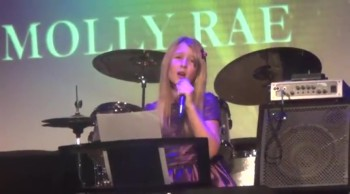 11 year old sings Carrie Underwood's 'Temporary Home'