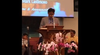 Mark Lastimoso-Last Sabbath in Glendale Filipino