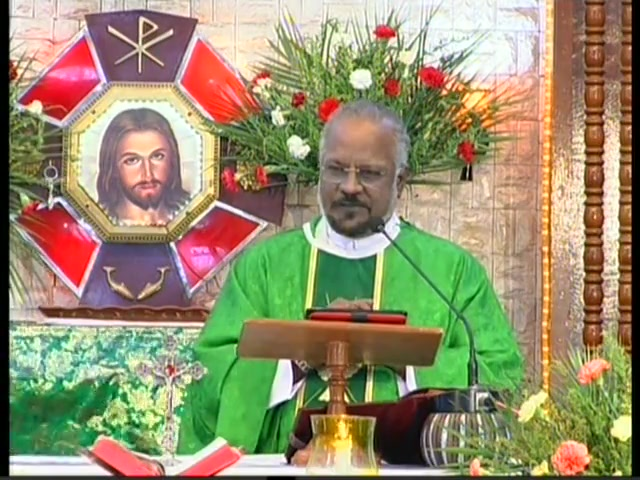 Tamil sermon preached on 31-08-2014