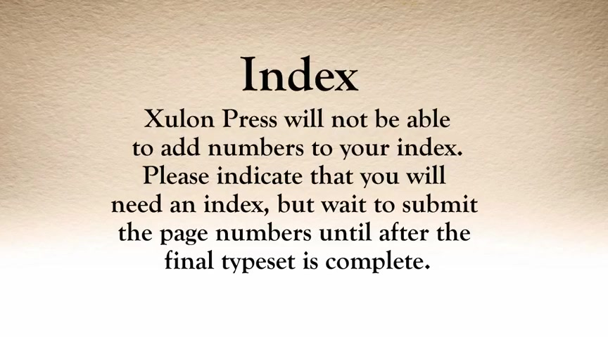 Xulon Press Manuscript Submission Guidelines