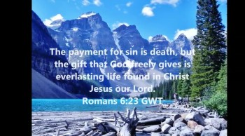 The gift that God freely gives