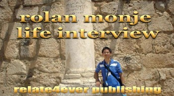 Inspirational Christian Ministry Interview with Rolan Monje from Manila