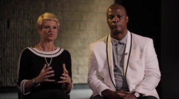 Crosswalk.com: Is there any such thing as a perfect marriage? - Darryl and Tracy Strawberry