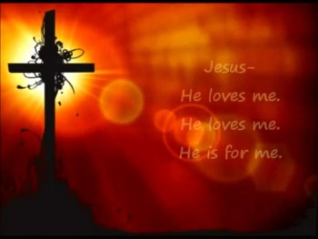 Jesus Loves Me Chris Tomlin lyrics video