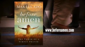 Crosswalk.com:Max Lucado Teaches Us How to Simplify Our Prayers