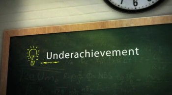 A Cure for Underachievement