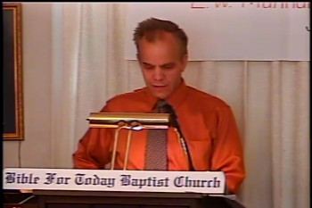 Part 3 -- BFTBC – History of Fundamentalism Class #3 –The Scofield Bible and The Fundamentals