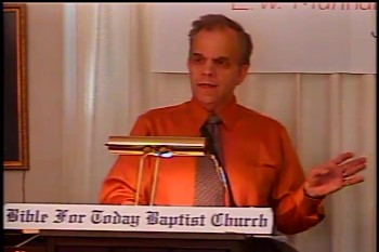 Part 2 -- BFTBC – History of Fundamentalism Class #3 –The Scofield Bible and The Fundamentals