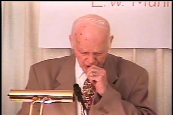 """Part 1 -- BFTBC – """"God's Four Just Judgments""""  – Pastor D. A. Waite"""