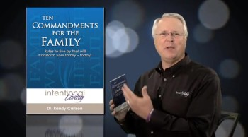 Ten Commandments for the Family