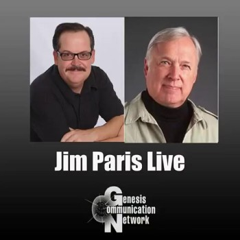 UFOs And The Bible - Guest Ted Peters Joins Jim Paris Live