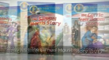 Torchlighters The Eric Liddell Story DVD - FishFlix