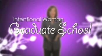 The Intentional Graduating Woman