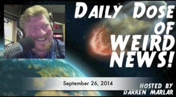 iPhone 6 Plus Users Get Bent Out Of Shape! | Daily Dose of Weird News