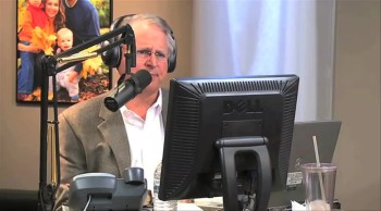 Intentional Moment - Dr. Carlson in Studio