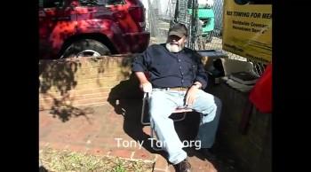 Tony Tona: At  The ANNAPOLIS Boat Show