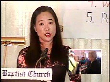 """BFTBC – """"My Father Watches Over Me""""  – Cathy Woo"""