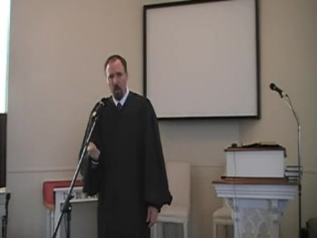 """Christianity Confronts Paganism,"" Acts 14. Rev. R. Scott MacLaren 9/28/14"