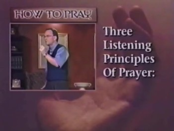 How to Pray 1 - What is Prayer About? - Ronnie Flyod