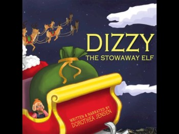 Santa's Izzy Elves: Excerpt of DIZZY, THE STOWAWAY ELF Audiobook