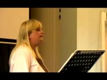 Pastor Amanda Munro - She Got up