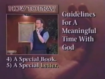 How To Pray 2 - Meaningful Time With God - Ronnie Flyod