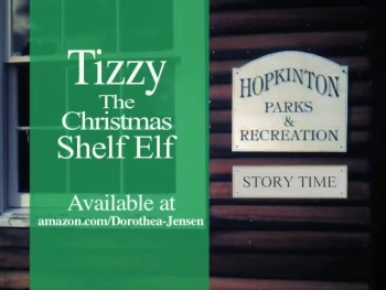 Santa's Izzy Elves: Dorothea Jensen Reads to Children