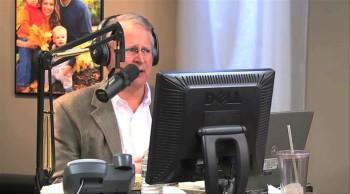 Dr. Carlson in Studio - Intentional Moment
