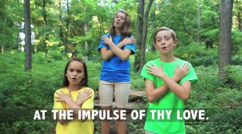 Camp Discovery Music Video | Take My Life and Let It Be | Concordia's 2015 VBS